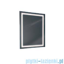 Antado lustro z ramką świetlną LED zimne 60x80cm L1-B4-LED2