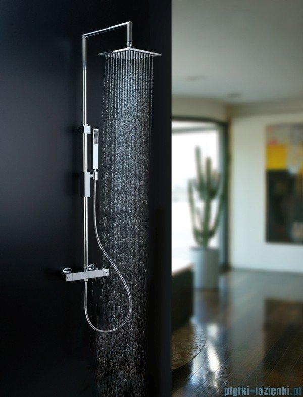 Paffoni Syncro Top Kolumna prysznicowa z baterią termostatyczną chrom ZCOL655CR