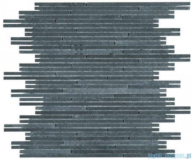Dunin Zen mozaika kamienna 30x30 black slate stick