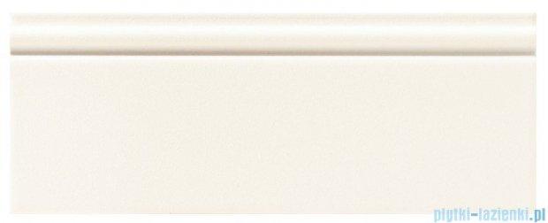 Tubądzin Elementary white 1 listwa ścienna 29,8x11,5