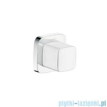 Hansgrohe PuraVida Zawór odcinający podtynkowy biały 15978400