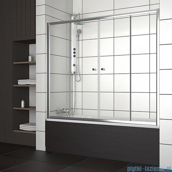 Radaway Vesta DWD Drzwi przesuwne 140 cm szkło przejrzyste 203140-01