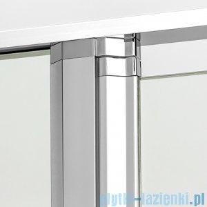 New Trendy Perfecta kabina prostokątna 140x90cm przejrzyste EXK-1187/EXK-1189
