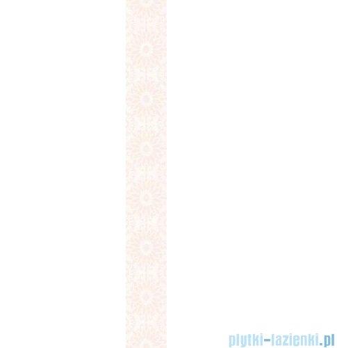 Paradyż Piumetta bianco A listwa ścienna 7x59,5