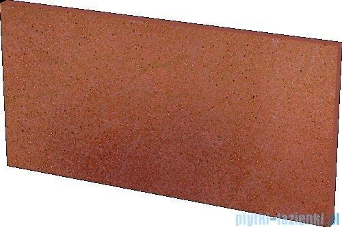 Paradyż Taurus brown klinkier podstopnica 14,8x30