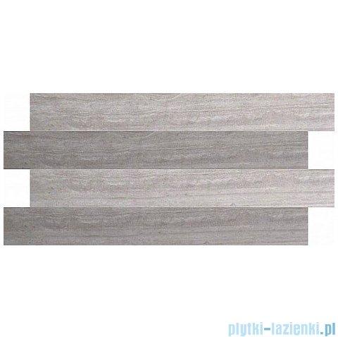 Dunin Woodstone płytka kamienna 30x60 grey strap
