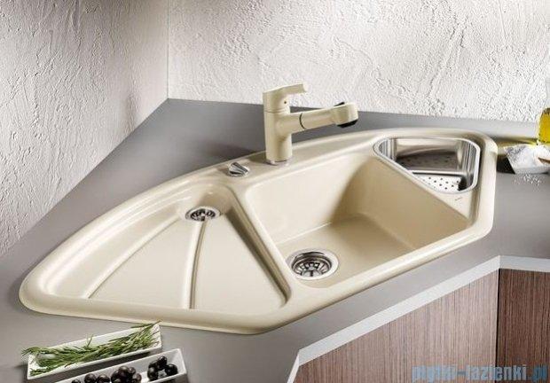 Blanco Delta  Zlewozmywak ceramiczny kolor: biały połysk z kor. aut.  514808