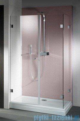 Riho Kabina prysznicowa Scandic Lift M204 120x90x200 cm LEWA GX0804201