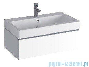 Keramag Icon Szafka wisząca podumywalkowa 74cm biały połysk 840275