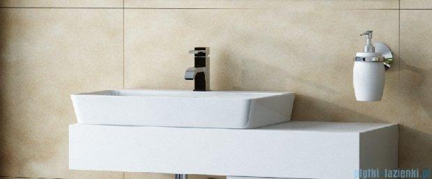 Antado Combi blat wiszący pod umywalkę 100x45cm bez otworów ALT-B-1000x450x150-WS