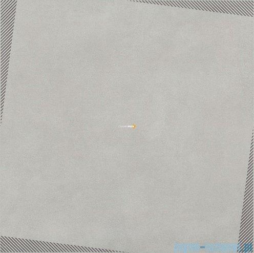 Pilch Cemento szary 3 dekor podłogowy 59,6x59,6