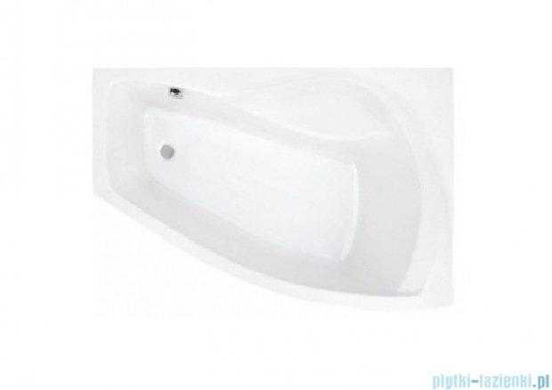 Roca Nicole wanna 140x75cm prawa z hydromasażem Smart Water Plus A24T116000
