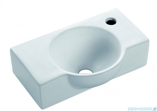 Bathco Venecia umywalka ścienna 60x32cm 4053