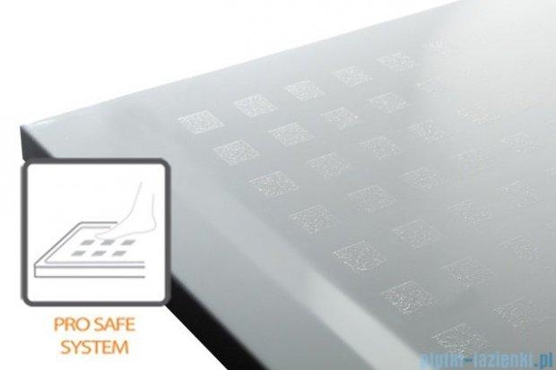 Sanplast Space Line brodzik kwadratowy 80x80x3cm+syfon 615-110-0020-01-000
