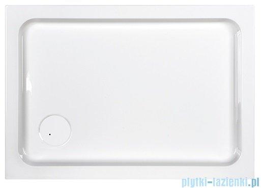 Sanplast Free Line brodzik prostokątny B/FREE 75x90x5cm+stelaż 615-040-1310-01-000