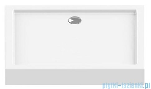 New Trendy Columbus brodzik prostokątny 100x90x14cm B-0332