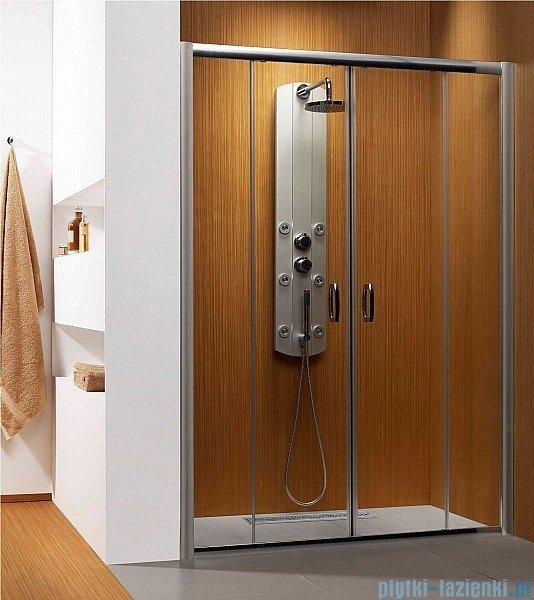 Radaway Premium Plus DWD Drzwi wnękowe 160 szkło brązowe 33363-01-08N