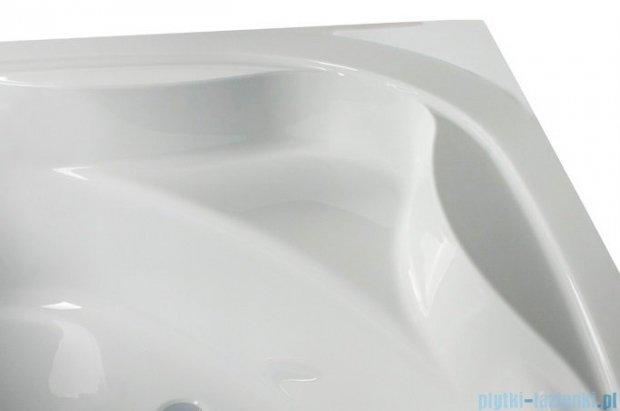 Sanplast Avantgarde Wanna symetryczna WS-AVII/EX 150x150+SP 610-082-0250-01-000