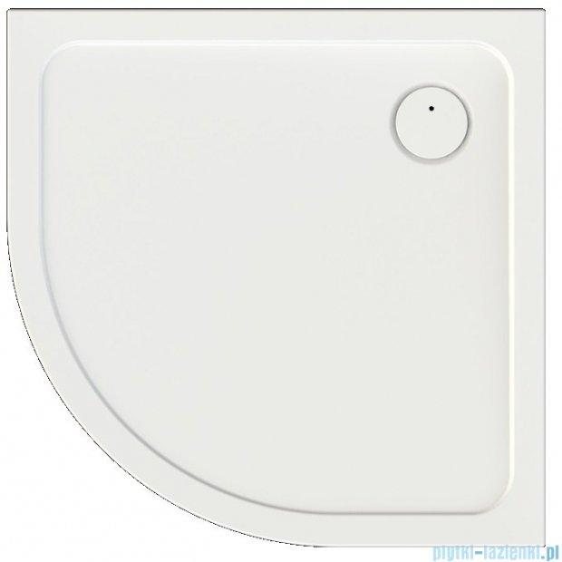 Sanplast Free Line brodzik półokrągły BP/FREE 80x80x2,5cm+STB 615-040-4420-01-000
