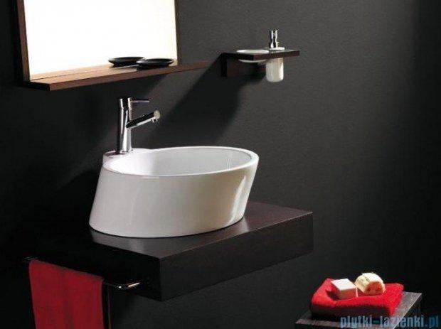Bathco umywalka nablatowa Bombay 52x44 cm 0035