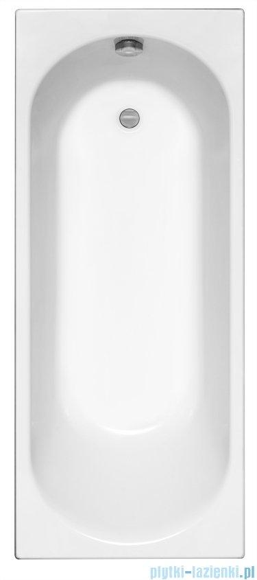 Koło Opal Plus wanna prostokątna z powłoką AntiSlide 170x70cm XWP1270101