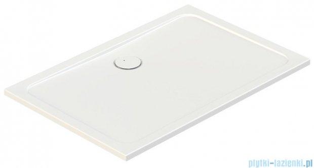 Sanplast Free Line brodzik prostokątny B/FREE 90x120x2,5 cm + stelaż 615-040-4590-01-000