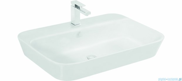 Antado Susanne szafka z umywalką Bali biała 95x46cm AS-140/95-WS+AS-B/2-140/95-WS+UCS-TC-65