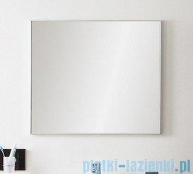 Antado lustro w aluminiowej ramie 80x80 cm AL-80X80
