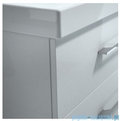 New Trendy słupek wiszący One 30x150cm biały połysk ML-0013