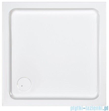 Sanplast Free Line brodzik kwadratowy B/FREE 100x100x5 cm +Stelaż 615-040-1040-01-000