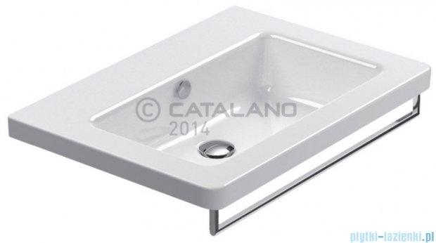 Catalano New Light umywalka wisząca 67x48 biała 167LI00