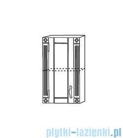 Antado Ritorno Szafka wisząca 39x20x71 lewa, wanilia VR-219-40 L