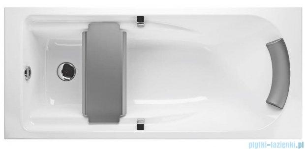 Koło Comfort Plus Wanna prostokątna 160x80cm z uchwytami XWP1461