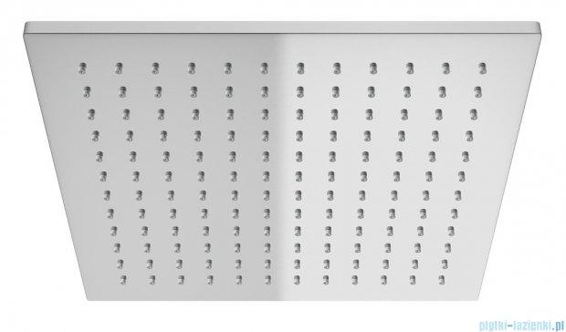 Kohlman Saxo zestaw prysznicowy chrom QW210SQ40