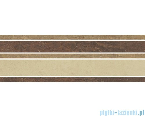 Paradyż Mistral beige B listwa 29,8x9,8