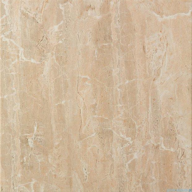 Tubądzin Bellante brown płytka podłogowa 45x45
