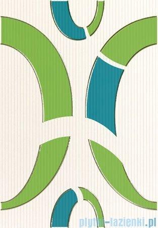 Domino Indigo 2 dekor ścienny 25x36
