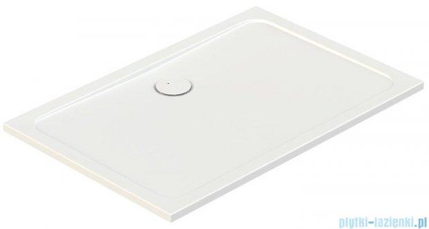 Sanplast Free Line brodzik prostokątny B/FREE 75x90x2,5cm+stelaż 615-040-4310-01-000