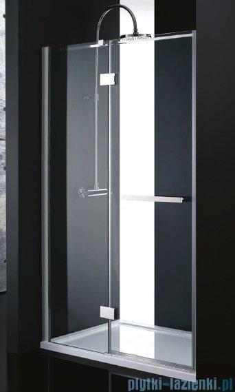 Atrium Ferrara drzwi wnękowe uchylne kolor: przejrzyste 120x200 cm UP2120