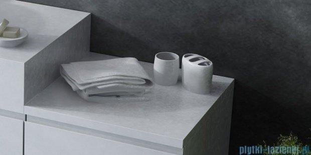 Antado Combi blat do szafki dolnej 45x45x2,5 biały ALT-B-450x450-WS