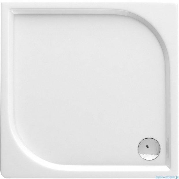 Deante Cubic brodzik kwadratowy 90x90 cm biały KTK 041B