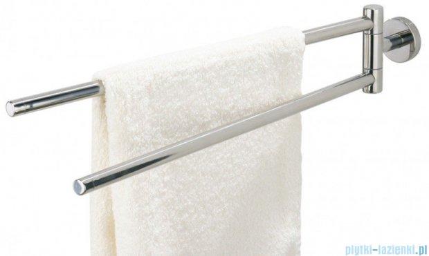 Tiger Boston Wieszak ręcznikowy dwuramienny chrom 3087.03