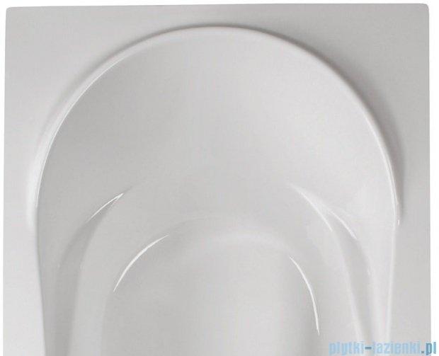 Sanplast Classic wanna prostokątna WP/CL 75x180+STW 610-010-0160-01-000