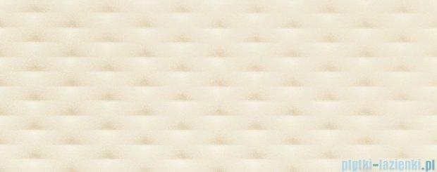Tubądzin Elementary ivory diamond STR płytka ścienna 29,8x74,8
