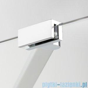 New Trendy Eleganta kabina prysznicowa półokrągła 90x90cm przejrzyste EXK-1004