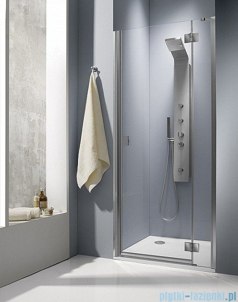 Radaway Drzwi prysznicowe Essenza DWJ 110 prawe szkło przejrzyste 32733-01-01NR