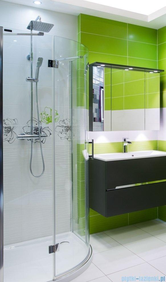 Omnires Y1244/6/K-X zestaw prysznicowy natynkowy - termostatyczny chrom Y1244/6/K-X