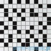 Mozaika ścienna Altea biało-czarny 30x30