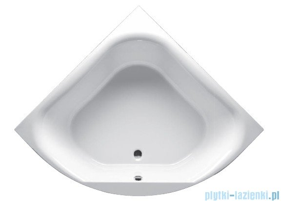 Riho Atlanta wanna symetryczna 140x140cm biała BB70