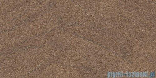 Paradyż Arkesia mocca satyna płytka podłogowa 29,8x59,8